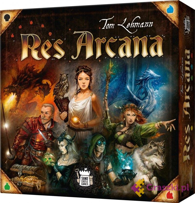 Res Arcana | Rebel